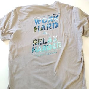 Tommy Bahama Work Hard Play Harder T-Shirt